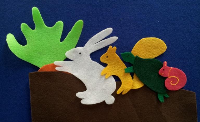 Muncha Muncha Muncha: Bunnies Storytime