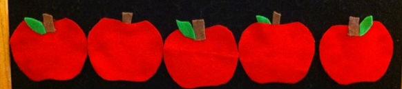 Preschool Storytime: Apples!