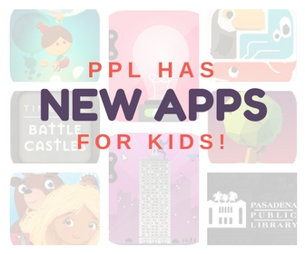 New Apps for Kids