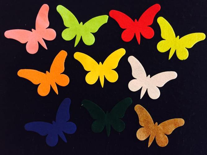 Butterflies ~ Toddler Storytime