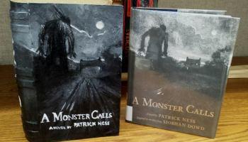 A Monster Calls – discussion recap – Teens Blog