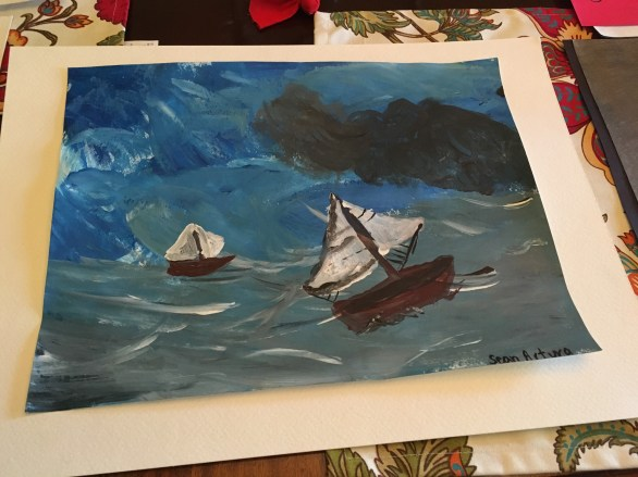 2016 PWC Youth Art Contest Runnerup