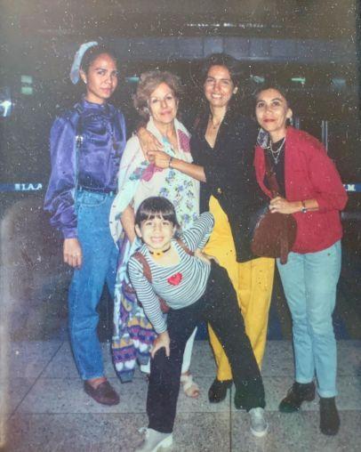 Laura Di Lorenzo familia