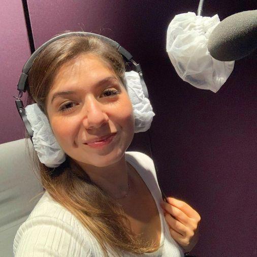 Laura Di Lorenzo voz off