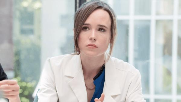 Ellen Page Flatliners