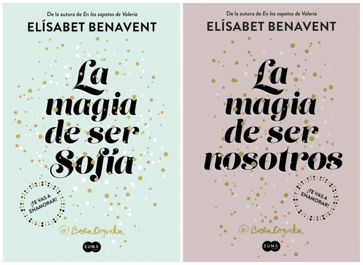 LA HISTORIA DE SOFÍA Y HÉCTOR de Elisabet Benavent - Pasajes y paisajes