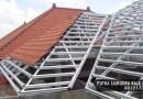 pemasangan rangka atap baja ringan di semarang paling oke