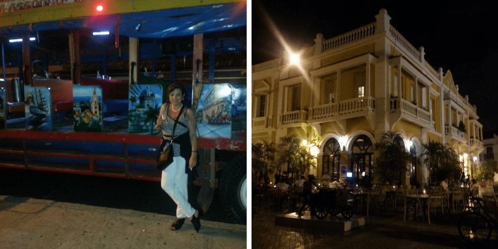 Rumba en Cartagena de Indias