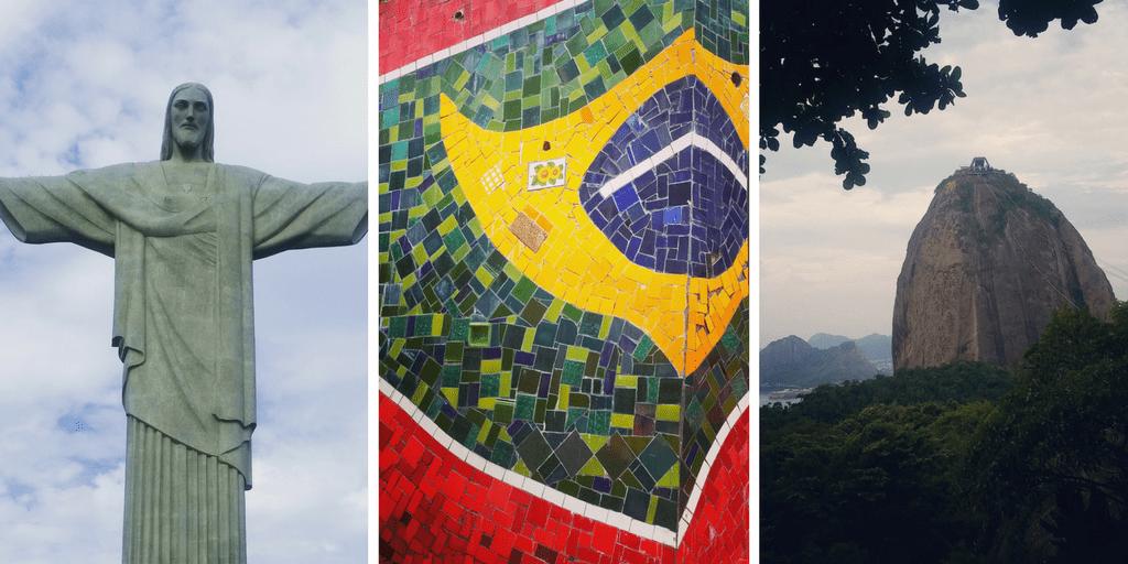 ¿cómo visitar 3 imperdibles de Río de Janeiro en 1 día?
