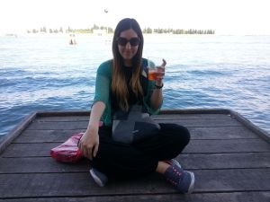 Spritz to go en Venecia!