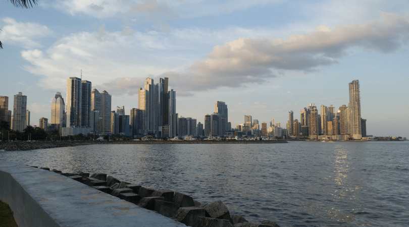 Cinta costera Ciudad de Panamá