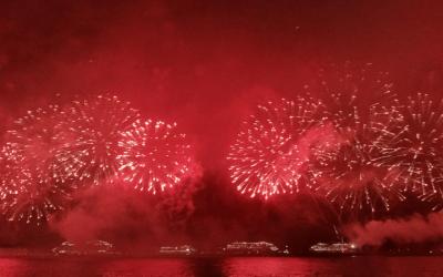 Año nuevo en Río de Janeiro: no cometas mis errores