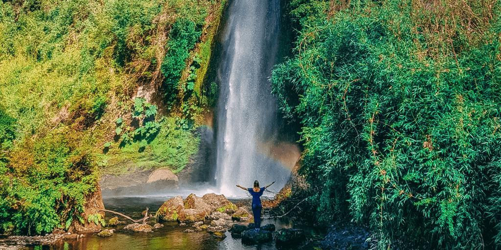 Cascada de Tocoihue - Chiloé