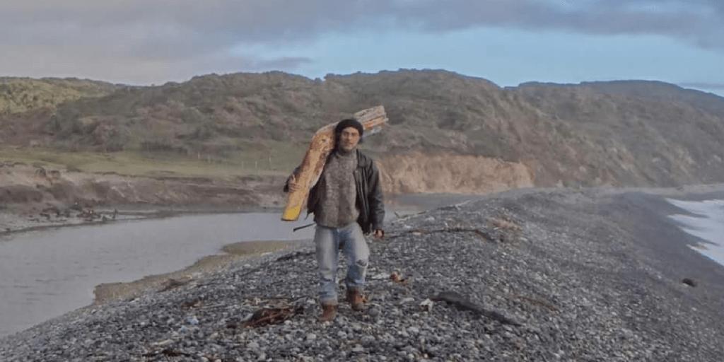 Marcelo, el escultor autor del Muelle de las Almas