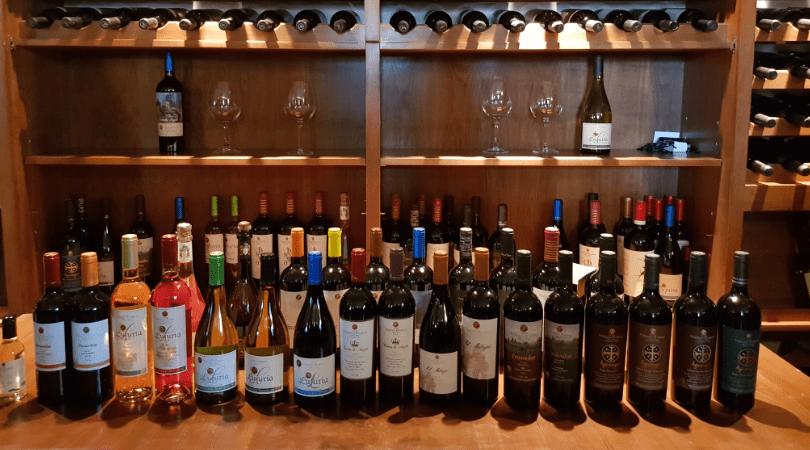 Extensa variedad de Viñedos Puertas