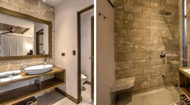 El baño y sus detalles
