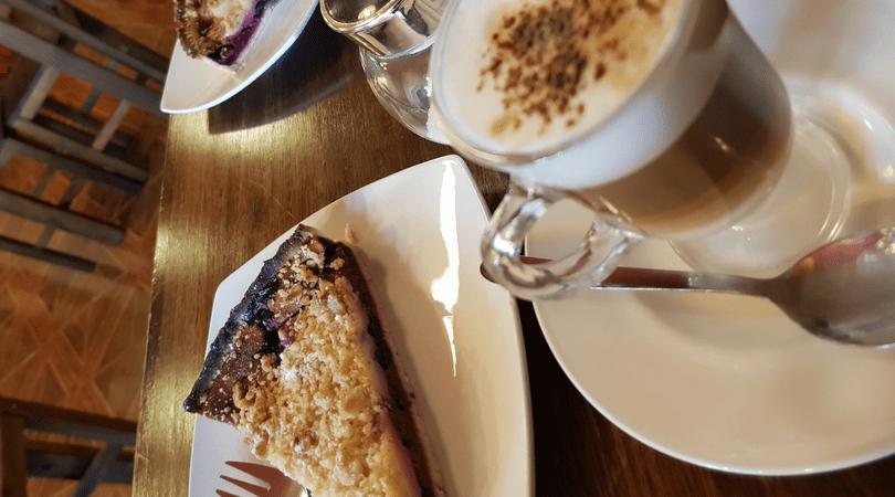 El desayuno de Café Momentos