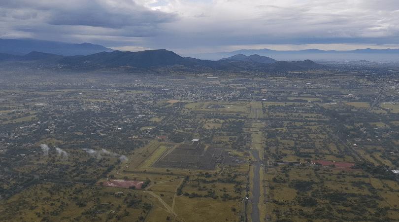 Qué ver en Teotihuacán en medio día: globos, historia y gastronomía