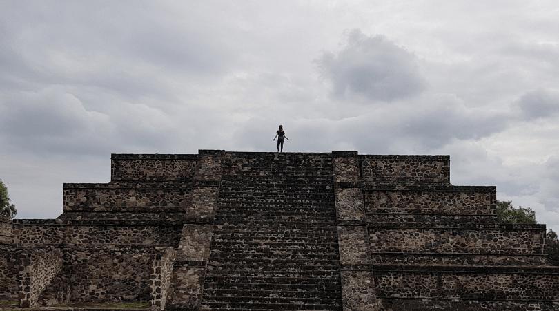 Teotihuacán en medio día