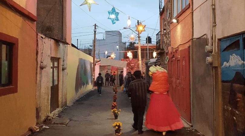 escenas diversas, colores, luces
