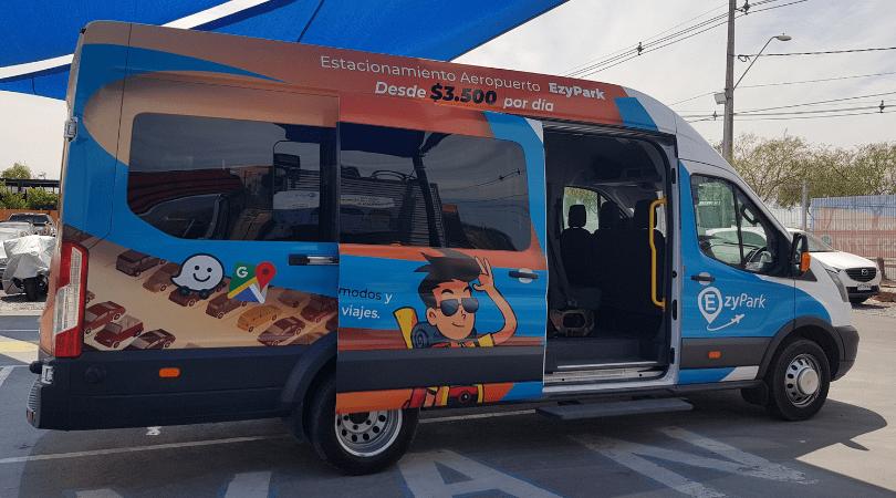 Experiencia con Ezypark: opción de estacionamiento en el aeropuerto de Santiago