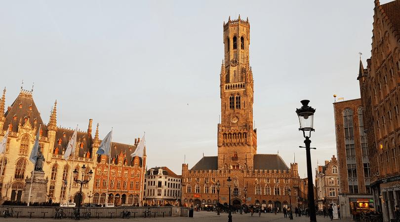 9 actividades gratis imperdibles en Brujas, medieval y mágica