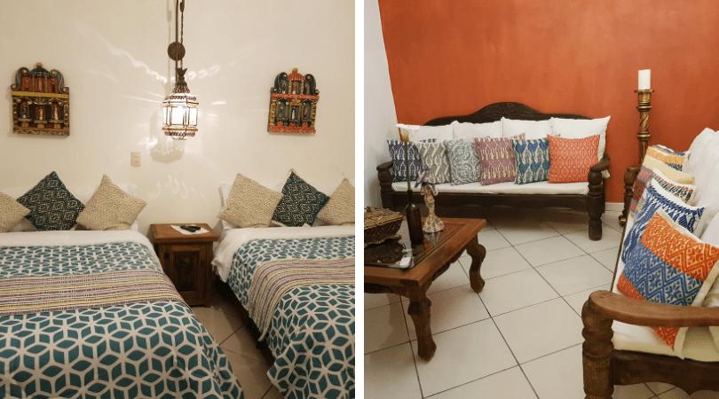 Nuestro piso en Villa Peñasco