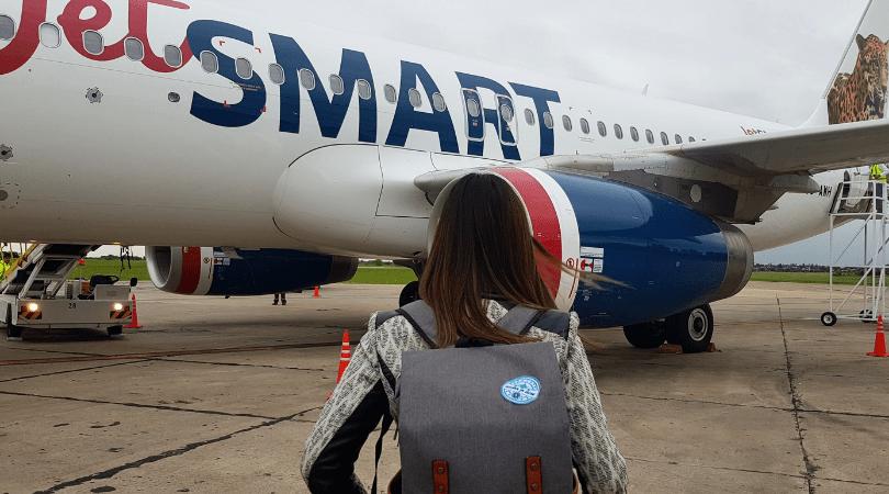 Gana una #EscapadaSMART con Pasaporte sin Destino y Viajando Lento