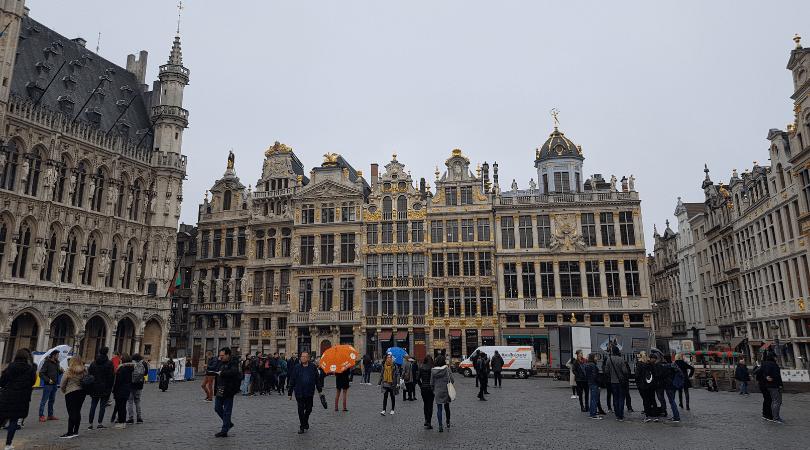 Consejos e impresiones sobre la caótica y desconcertante Bruselas