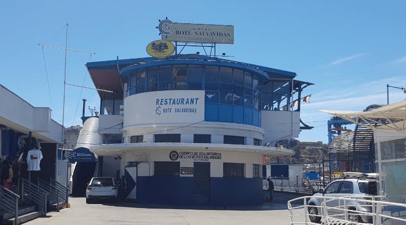 Restaurant Bote Salvavidas