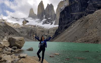 Torres del Paine con Denomades: Experiencia trekking mirador base