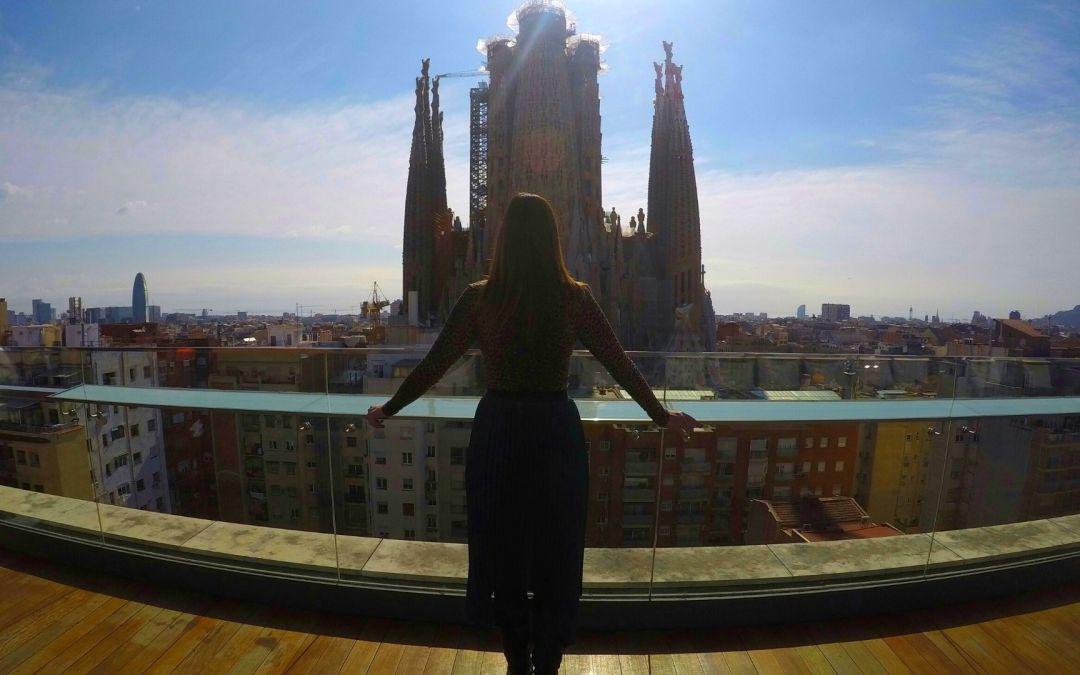 Ayre Hotel Rosellón: lujo con inmejorable vista a la Sagrada Familia en BCN