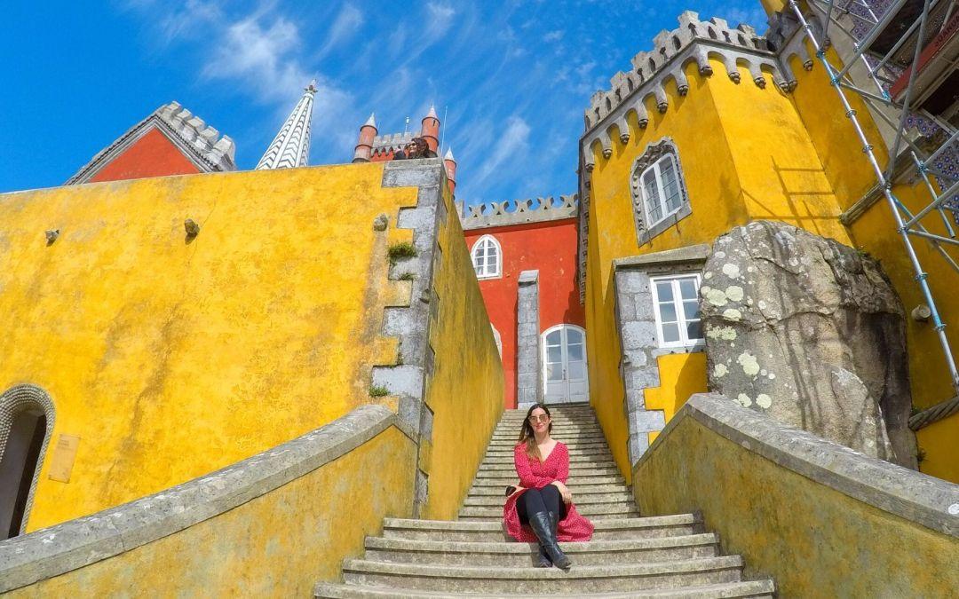 Cómo visitar Sintra en 1 día: Quinta da Regaleira, Palacio da Pena y más!
