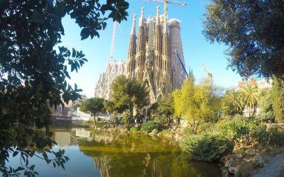 Mejores puntos para fotografiar la Sagrada Familia si visitas Barcelona