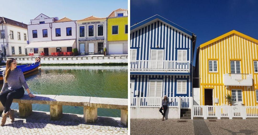Aveiro y Costa Nova, dos joyas a menos de una hora de Porto