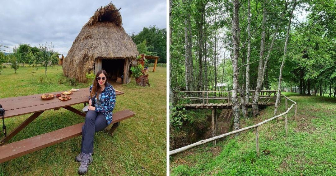 qué hacer en Panguipulli, fortín Mapuche