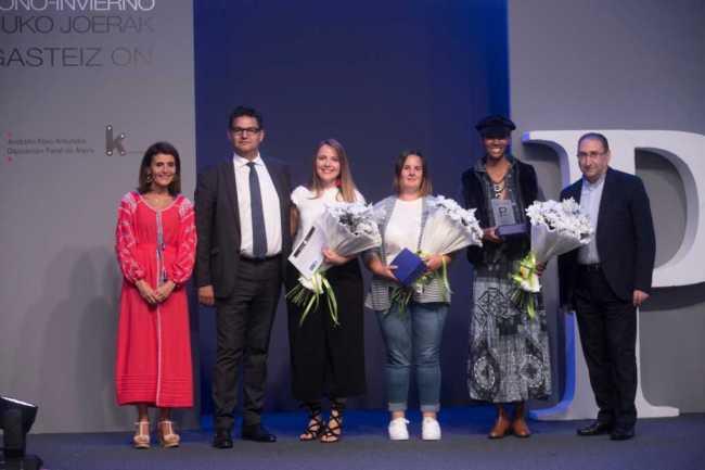 Premios Pasarela Gasteiz On o/i 2018 👠🍁