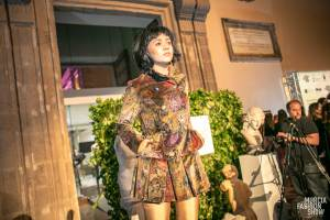Maniquí Humano Murcia Fashion Show