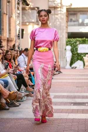 Gloria Velazquez Murcia Fashion Show