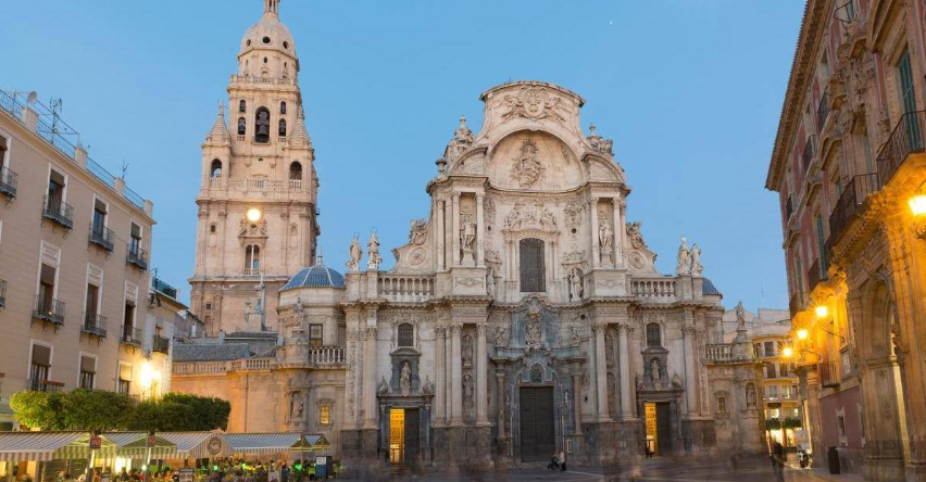 Catedral Tryp Hotel Rincón de Murcia