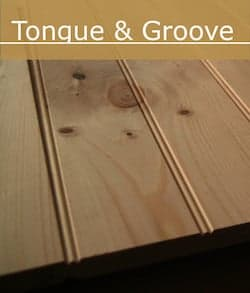 Tongue and Groove | The Pennsylvania Sawmill Company