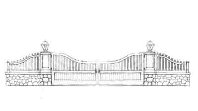 32 Entry Gate