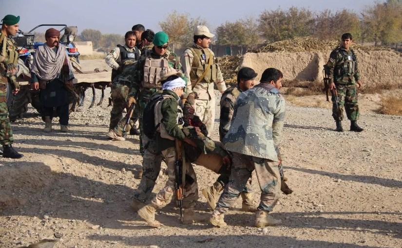 کشته شدن ۲۸ نیروی ارتش در ارزگان