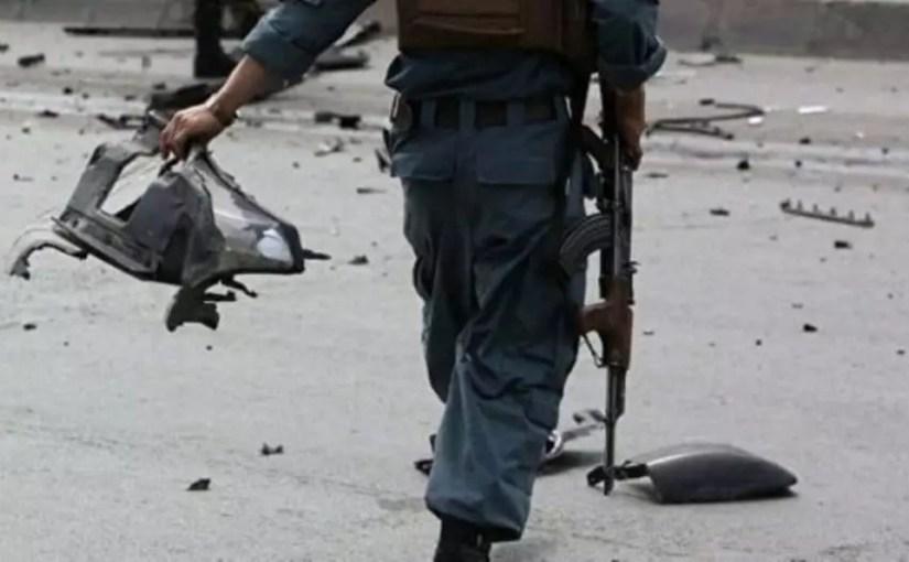 انفجار ماین مقناطیسی در شهر کابل