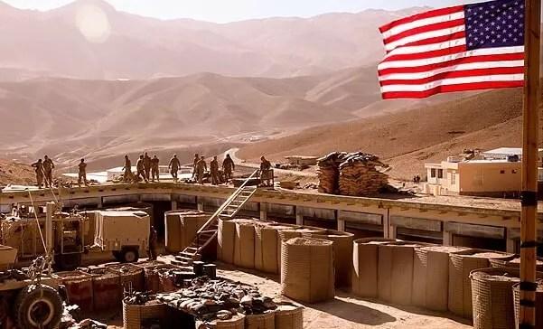 تخریب ۴۰۰ پایگاه نظامیان امریکایی در افغانستان