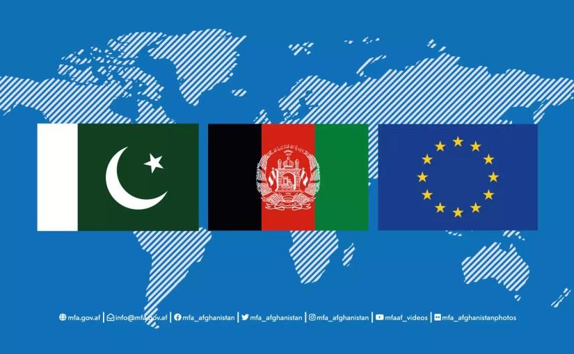 استقبال افغانستان از اعلامیه مشترک پاکستان و اتحادیه اروپا