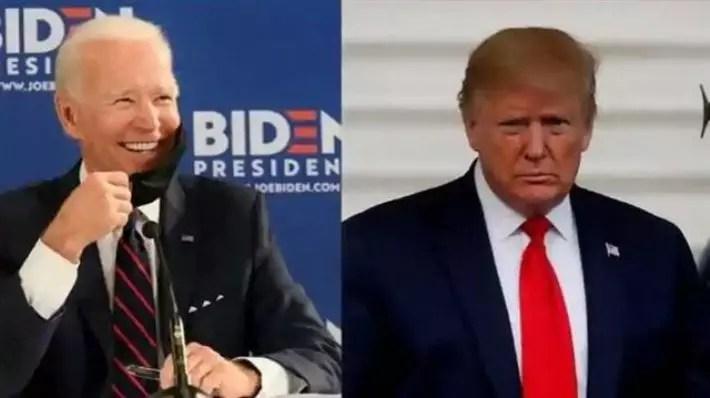 جوبایدن درآستانه پیروزی درانتخابات ریاستجمهوری امریکا