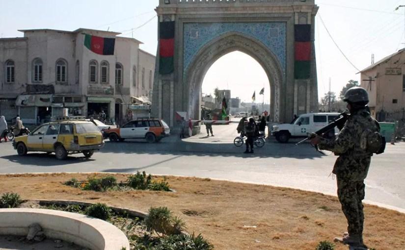 جان باختن سه زن در پی حملات راکتی گروه طالبان در ولایت قندهار