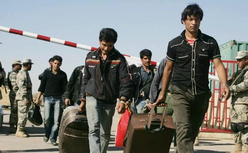برگشت 695 مهاجر افغان در طول 11 ماه گذشته به کشور