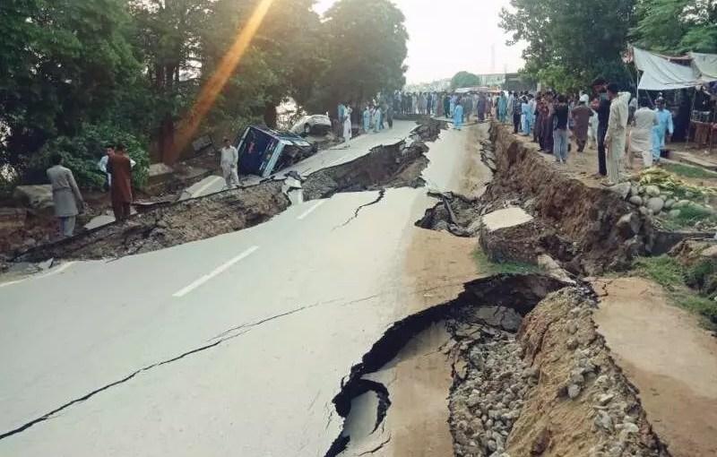 5.4 Magnitude Tremors Jolt Pakistan's Balochistan